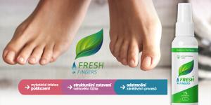 Fresh Fingers – Infekční Problém?