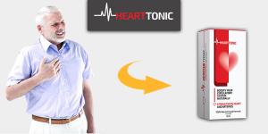 HeartTonic – Srdeční Problémy, Krevní Tlak a Hypertenze?