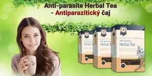 Anti-parasite Herbal Tea – Nový produkt proti parazitům v těle