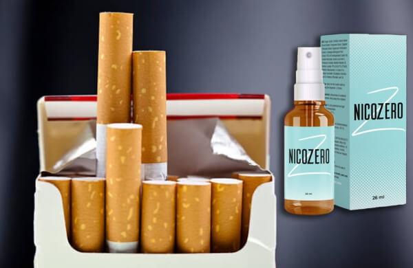 sprej nicozero, přestat kouřit, cigareta