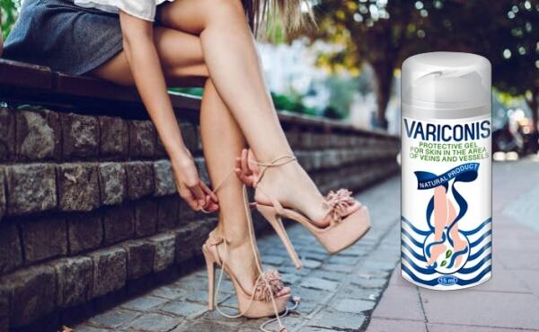 variconis gel, křečové žíly, nohy