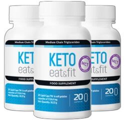 Keto Eat & Fit tobolky
