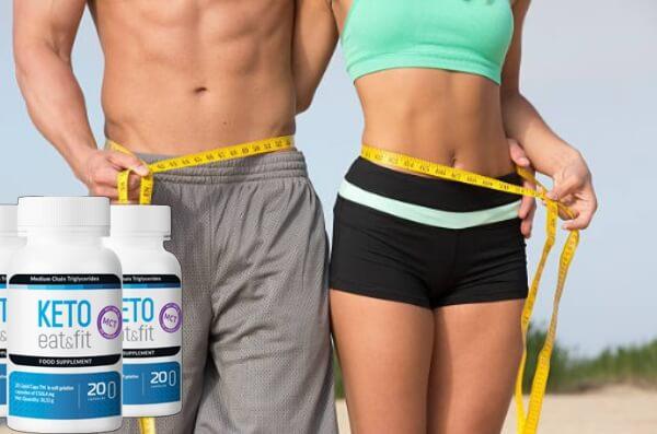 Keto Eat&Fit tobolky,  ztráta váhy, hubnutí, trava