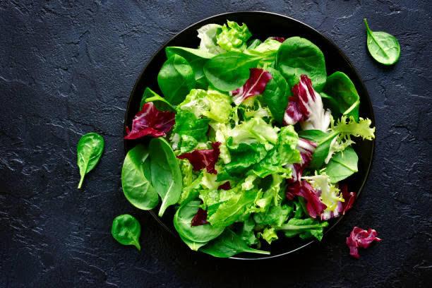 Listové zeleniny / zelenina