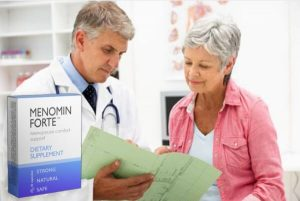 Menomin Forte kapsle Recenze – Organické Boost pro vyvážený život během menopauzy