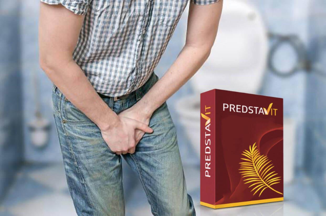 predstavit, muž, prostata, bolest
