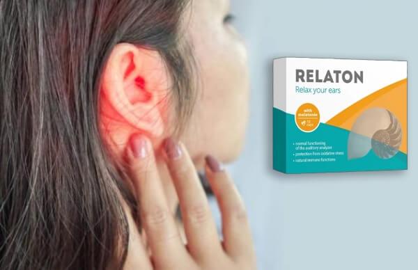 kapsle sluch uši