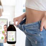 vegaslim kapky ztráta váhy hubnutí žena
