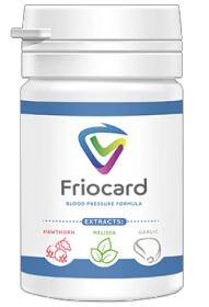 FrioCard kapsle lék Česká republika