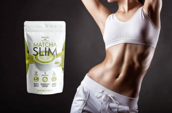 Matcha Slim Recenze