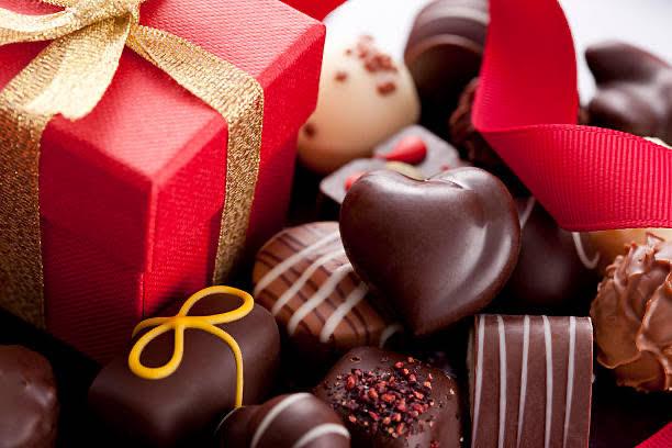 Sladkosti a čokoláda