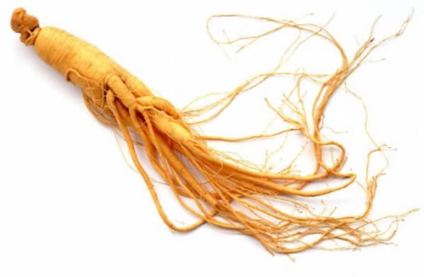 Korejský kořen červeného ženšenu