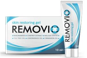 Removio Gel 10 ml Česká republika