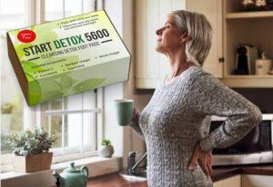 Start Detox 5600 – Může to očistit toxiny z vašeho těla?