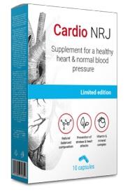 Cardio NRJ Kapsle Česká republika