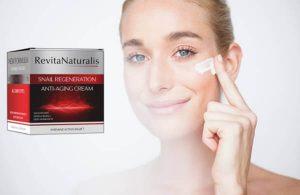 RevitaNaturalis Recenze – šnečí slizový vzorec, který posílí omlazení pokožky!