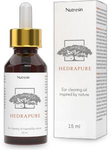 HedraPure Nutresinový olej kapky recenze