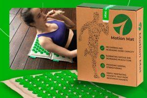 Motion Mat Recenze – Jemná akupunkturní podložka pro uklidnění nepohodlí a bolesti v roce 2021!