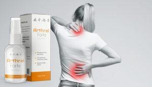 Arthral Forte – přírodní gel na problémy s klouby a páteří! Recenze klientů a cena?
