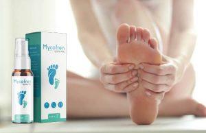 Mycofren Spray – účinné organické řešení proti hubám na nohou! Recenze klientů a cena?
